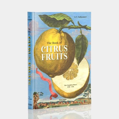 The Book of Citrus Fruits Taschen