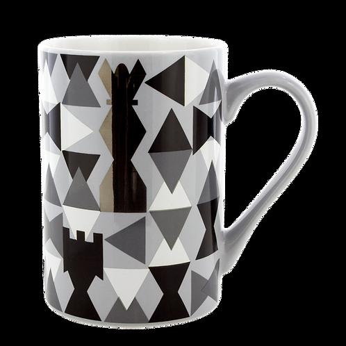 Tazza mug - Schluck Chess Pylones Paris