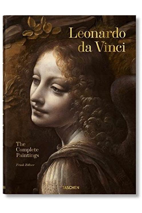 Leonardo Da Vinci Tutti i dipinti Taschen