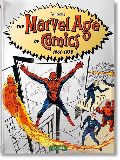 The Marvel Age of Comics 1961–1978 Taschen