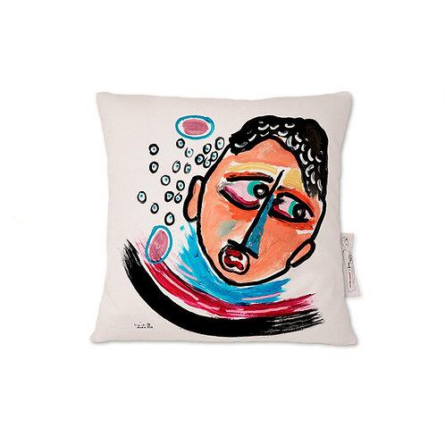 Amarcord XI Cushion by Antonio Marras - Vincenzo D'Alba