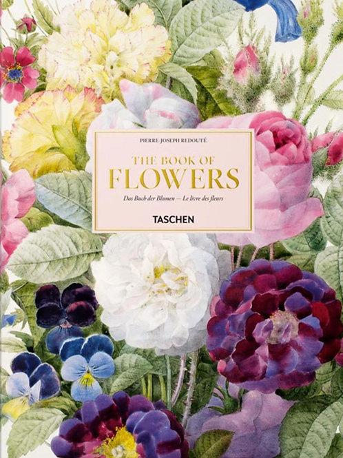 Pierre-Joseph Redouté. The book of flowers Taschen