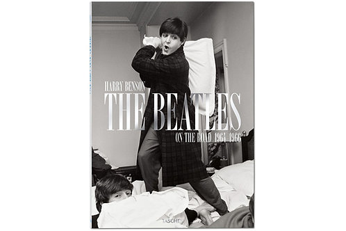 THE BEATLES. ON THE ROAD 1964-1966 - Taschen