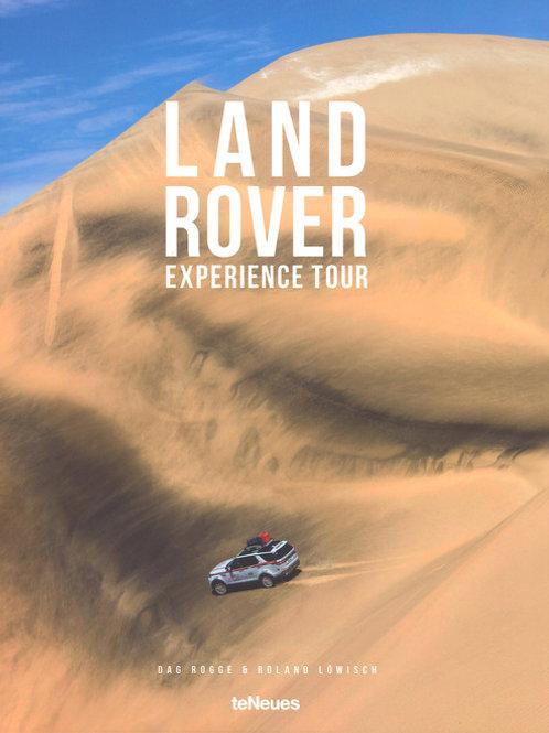 Land Rover experience tour. Ediz. tedesca e inglese di Roland Löwisch, Dag Rogge