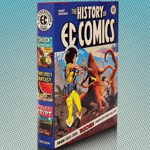 The History of EC Comics XXL Ed. Taschen