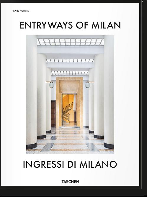 Entryways of Milan - Ingressi di Milano Taschen