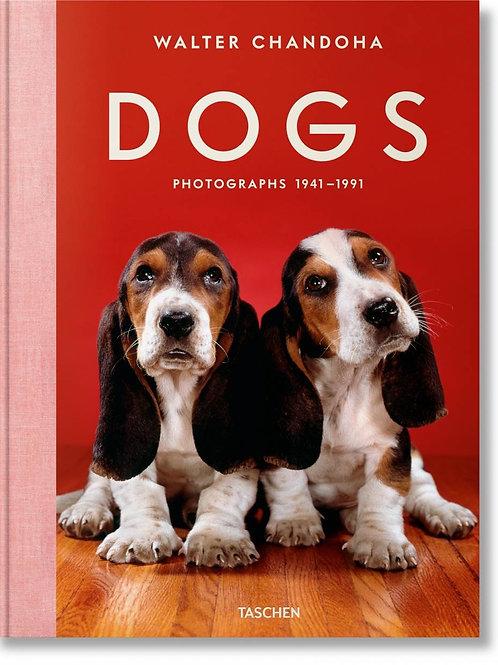 Walter Chandoha. Dogs. Photographs 1941–1991 Taschen