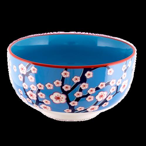 Insalatiera piccola in porcellana - Matinal Soupe Cerisier Pylones