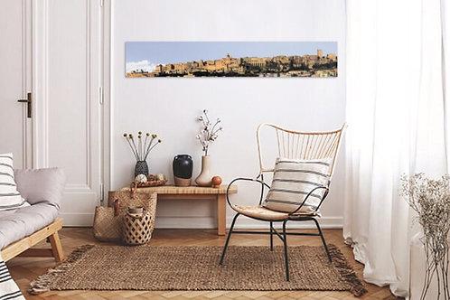 Landscape Cagliari cm 150x25