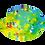 Thumbnail: Tovaglietta americana - Epreuve d'artiste