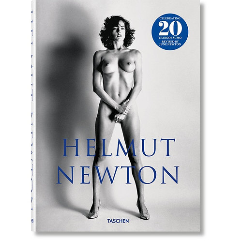 HELMUT NEWTON. SUMO. 20TH ANNIVERSARY EDITION (I/E) - XL