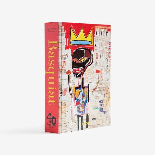 Jean-Michel Basquiat. 40th Ed. Taschen