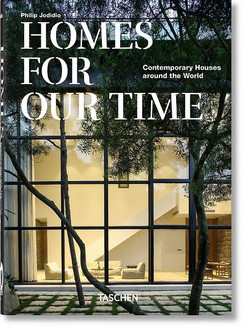 Homes For Our Time. Contemporary Houses around the World. 40th Ed. Taschen