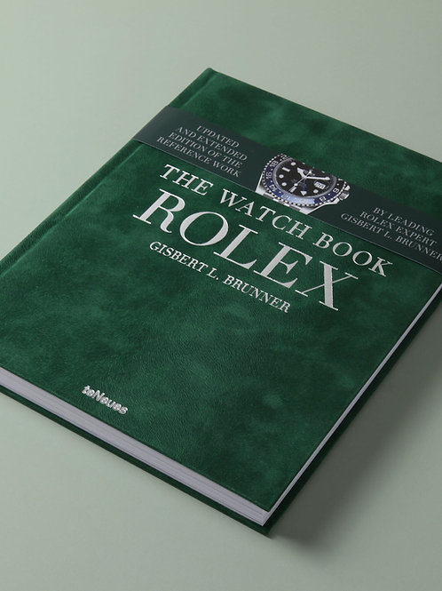 Rolex The Watch Book - Updated & Extended Edition