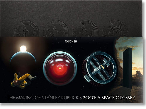 The Making of Stanley Kubrick's '2001: A Space Odyssey' Taschen