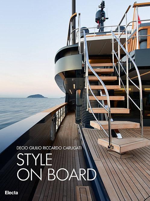 Style on Board: Sanlorenzo Yachts