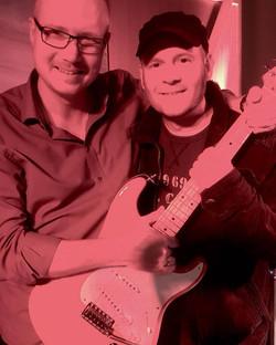 Stephan und ich