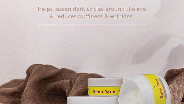 Beau Yeux Under eye whitening cream 20g