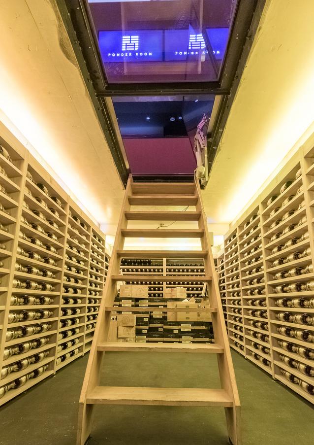 Powder Room Niseko Wine Cellar.png