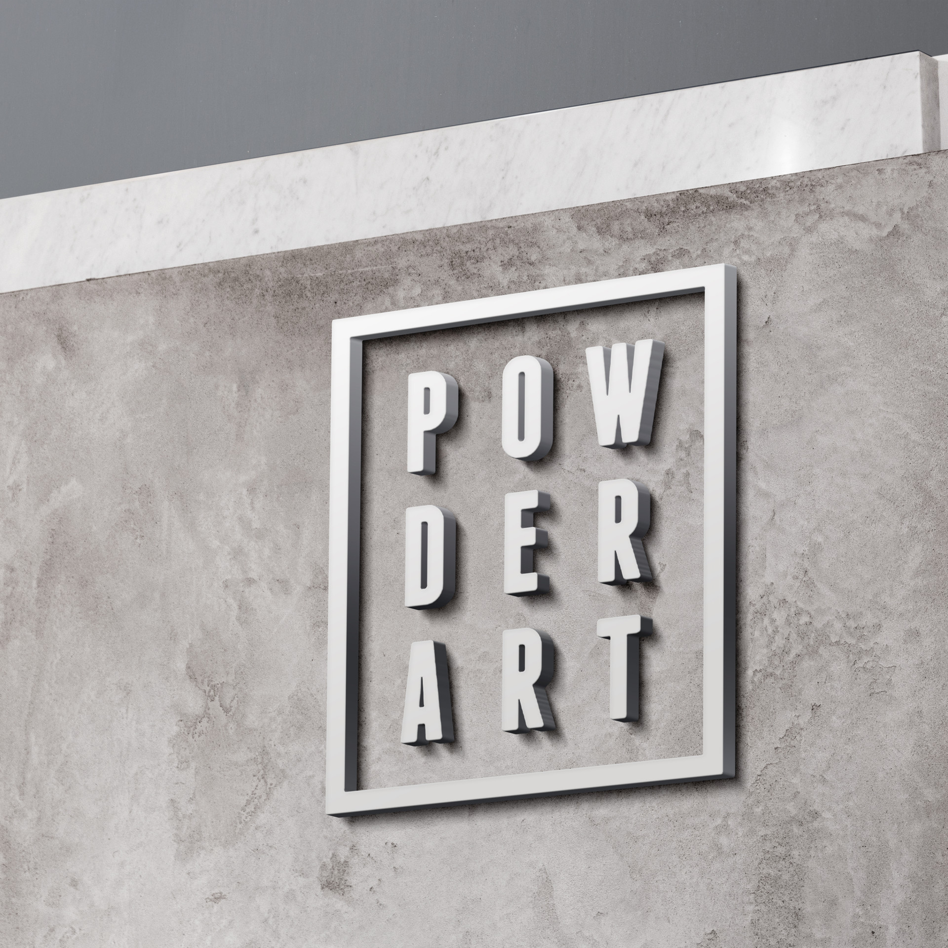 Signage_PowderArt