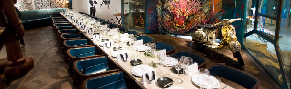 Private Dinner & Guest Management