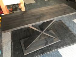 Custom Entry Table