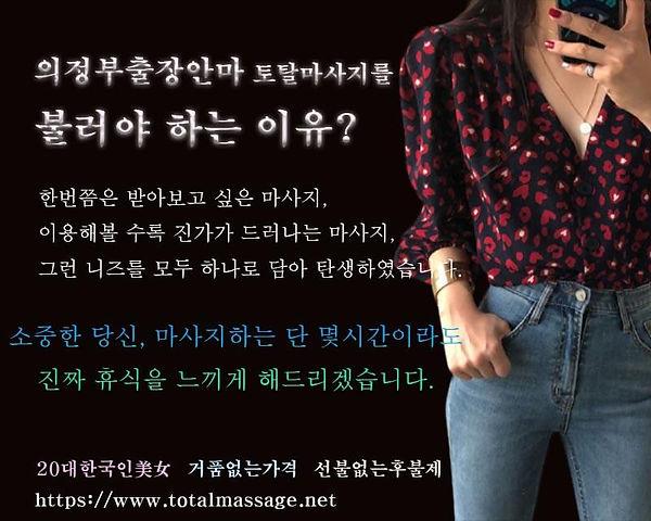 의정부출장안마 | 토탈마사지 | 한국