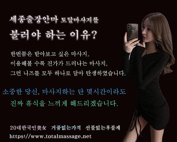 세종출장안마   토탈마사지   한국