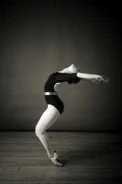 La música tiene forma. BALLET- CLASS JAZZ.