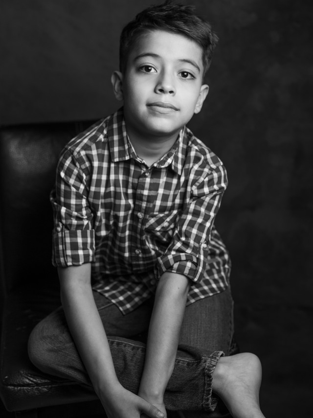 Click-Portrait. Ales Prieto