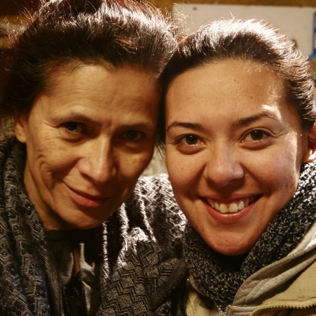 Patricia Reyes Espindola, Ales Prieto