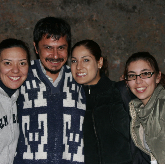 Gustavo Sanchez Parra, Ales Prieto, Regina Torre