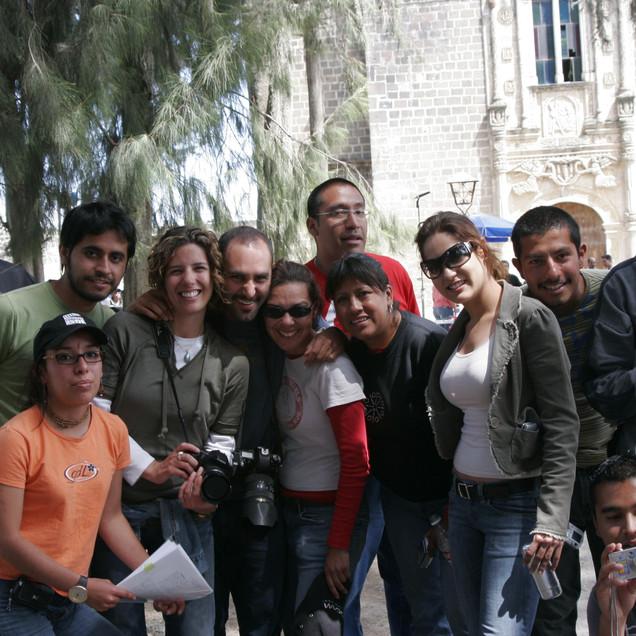 alejandro Ramirez, Ales Prieto, Nuria Lagarde, Regina Torre