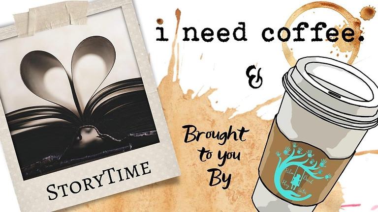 Story time & Mommy Mingle @ I Need Coffee