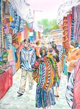 Merging Cultures in Chichi