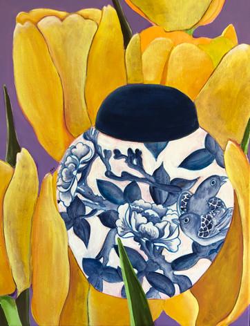 I Dream of Delft &  Yellow