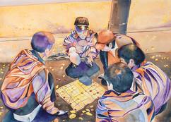 The Gamers, Hanoi