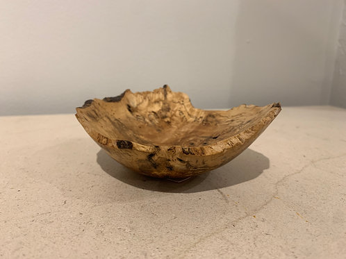 Birch Burl Bowl