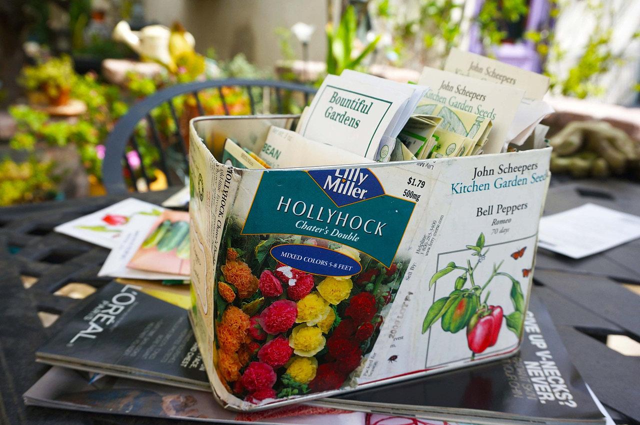 John Scheepers Kitchen Garden Seeds Myartisticbliss Live Artfully About Bliss