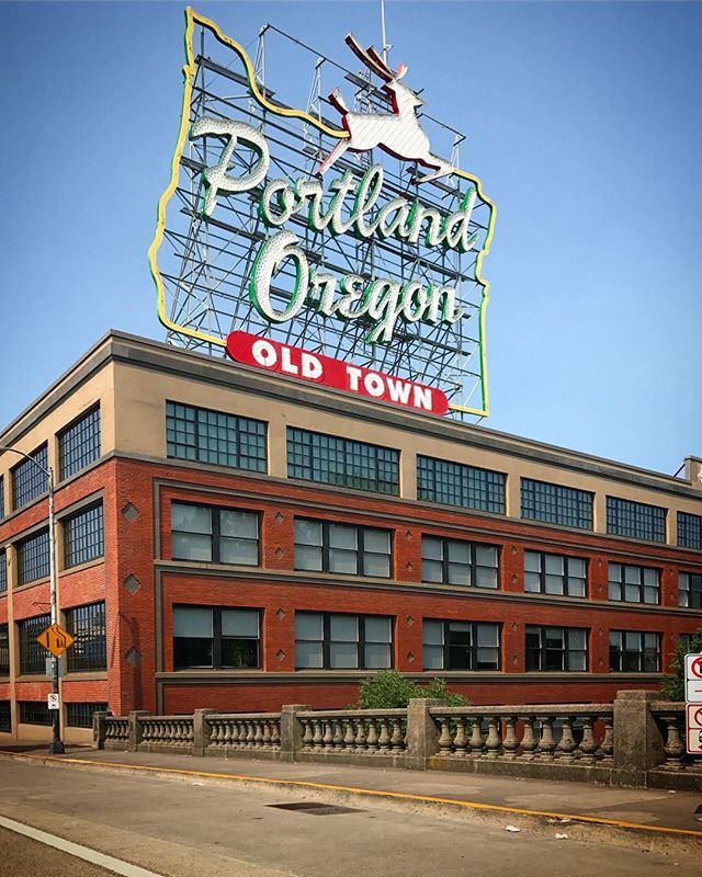 Welcome to Old Town Portland