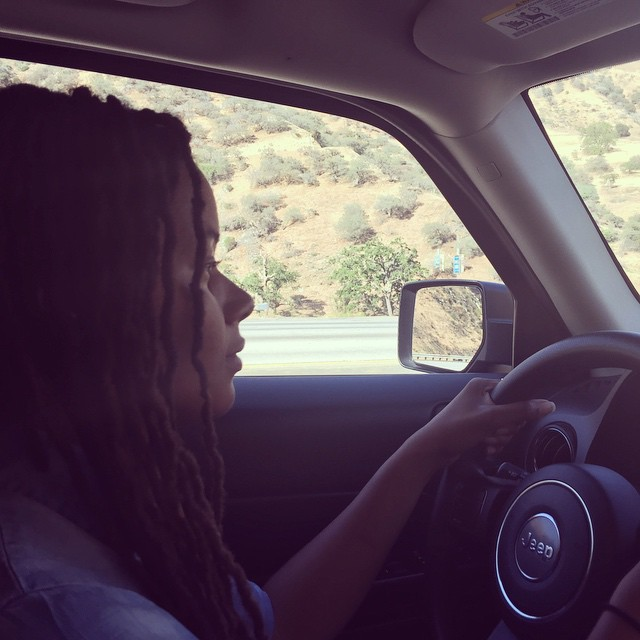 I love road trips..