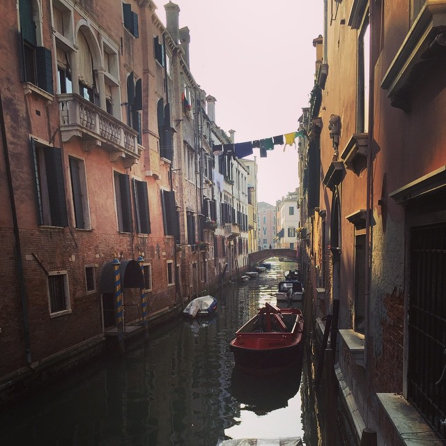 #venice #TravelingAbroad #italia ❤️#canals #beautiful
