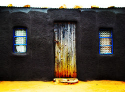 A house in Africa