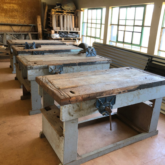 Carpentry benches.JPG