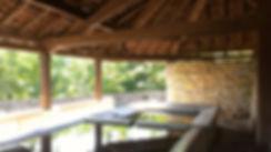 Triptyque architecture Lavoir gourdan polignan