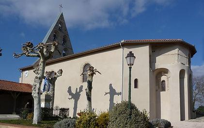 église st amans francon