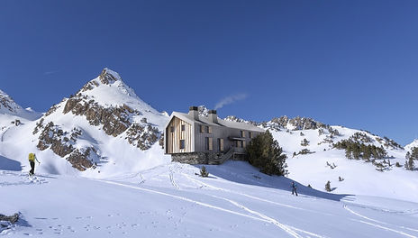 refuge montagne campana triptyque
