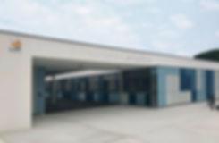 Triptyque architecture Ecole lamartine Colomiers