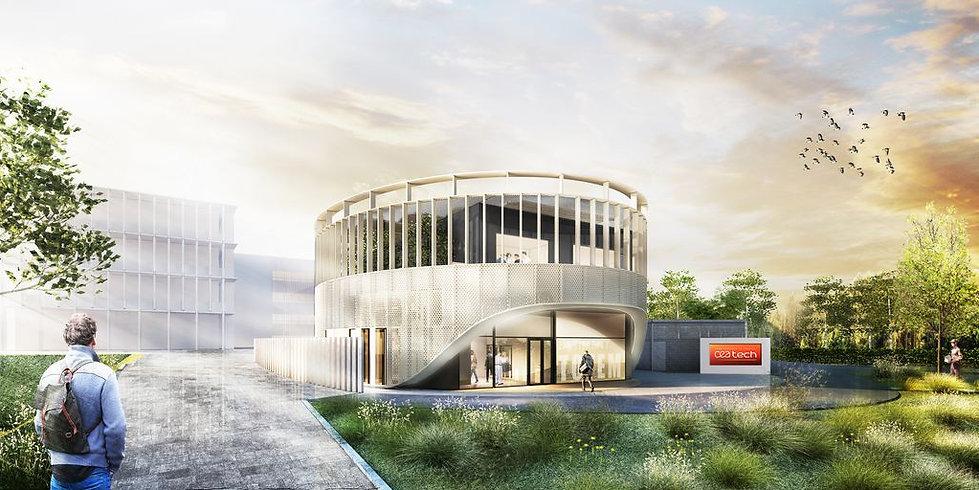 Triptyque architecture TOTEM CEA Tech