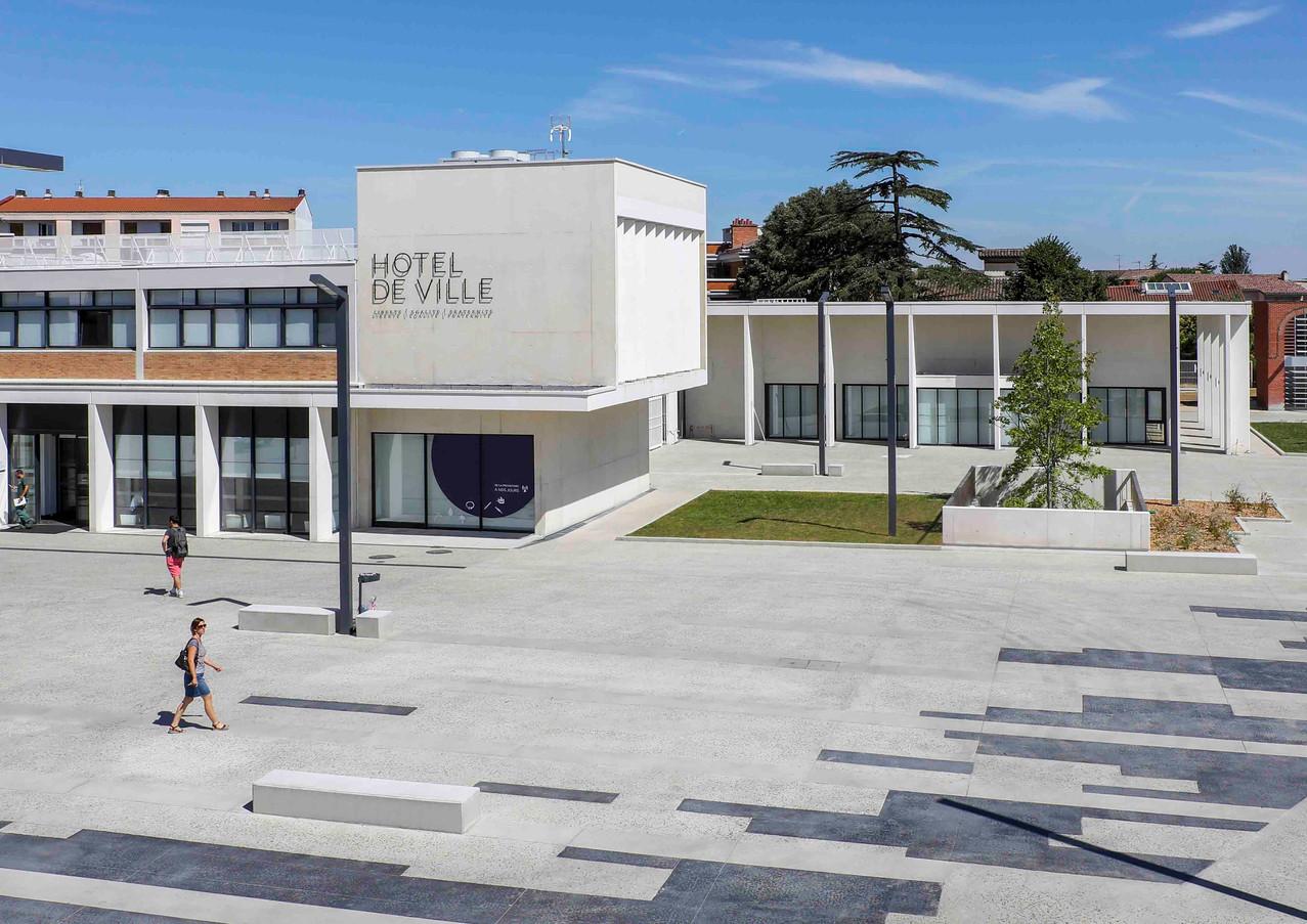 Place des Arts, Blagnac